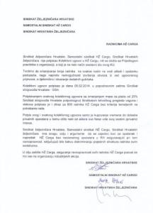 Mrgan i Krakić potpisali KU pismo 3 sindikata članovima 6.2.14